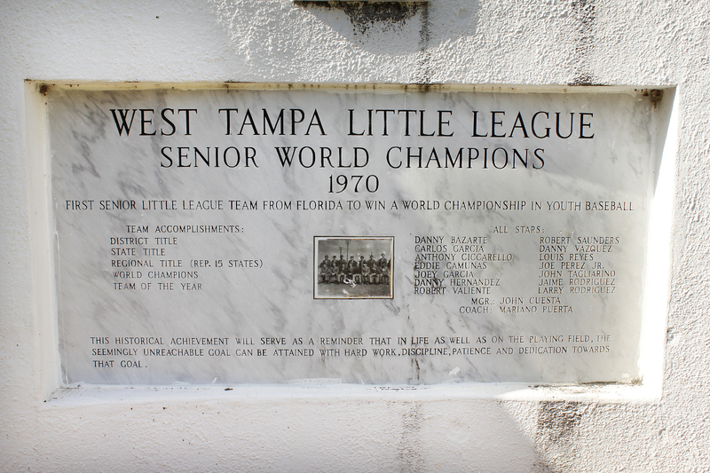 West Tampa Monument