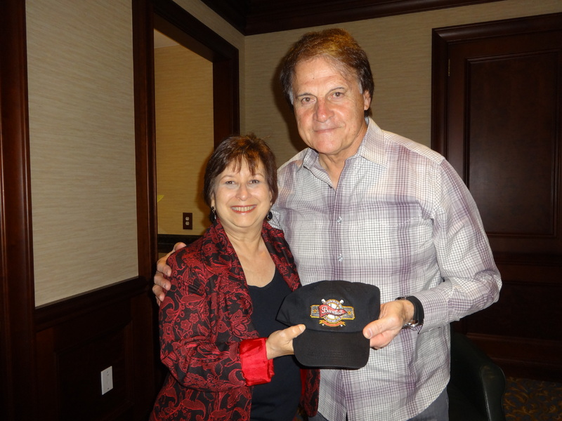 Tony La Russa Donation