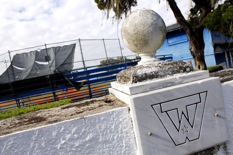 West Tampa Monument to Baseball