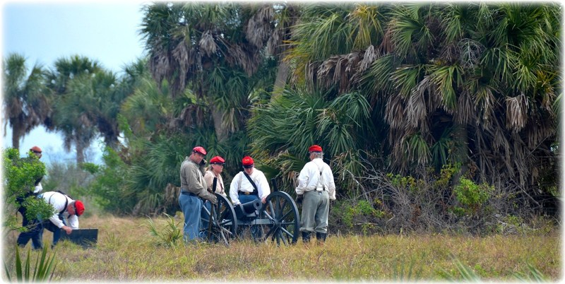 Civil War Re-Enactments and Historic Preservation